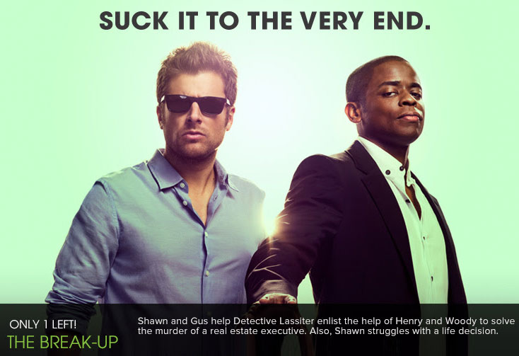 Psych: The Break-Up