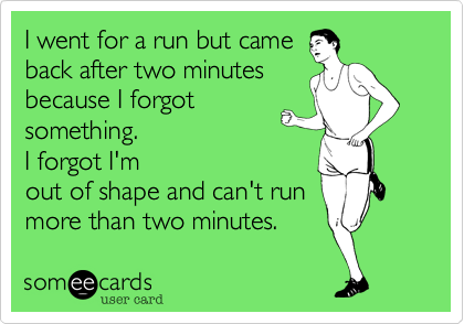 Two Minute Run