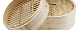 IMUSA Asian Bamboo Steamer
