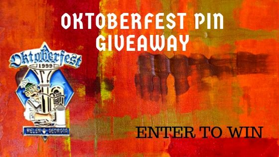 Oktoberfest Pin Giveaway